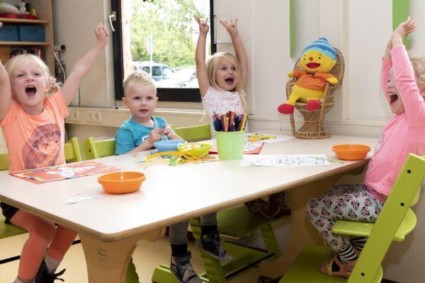 Het Spectrum Kinderdagverblijf De Sterretjes